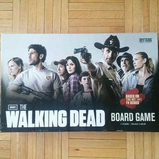 The Walking Dead Board Game *REDUCED PRICE*