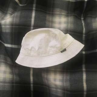 Empyre White Bucket Hat