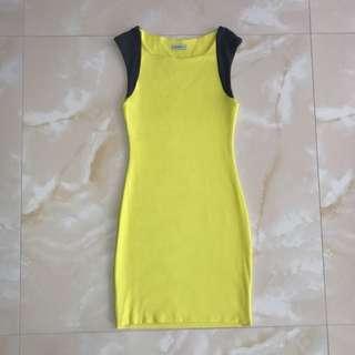 Lime Kookai Dress