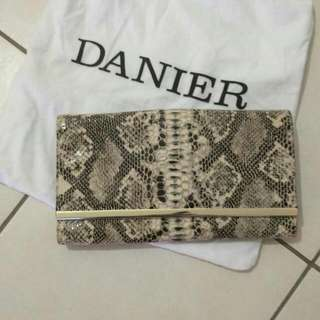 Danier Leather Clutch
