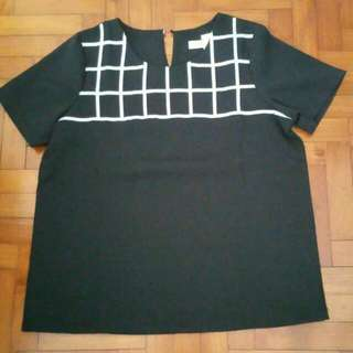 Brand new with tag blouse/ top