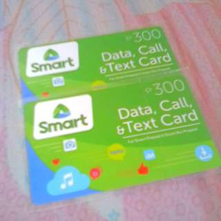 Reprice!!!! Smart Prepaid 300 Load For Only 250php Only!!!