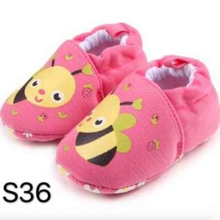 Prewalker Baby Shoes Sweet Bee