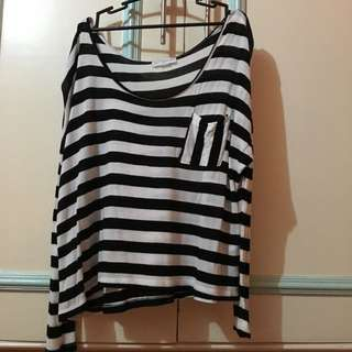 Preloved Cotton On blouse