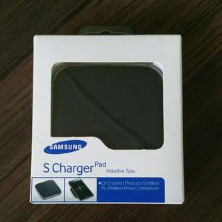 Samsung Inductive S Charger Pad