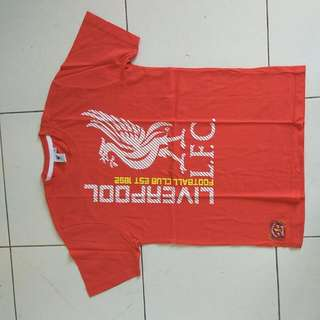 Liverpool Supporter T-shirts Original
