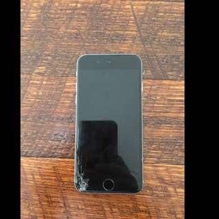 Black iPhone 6S 64gb