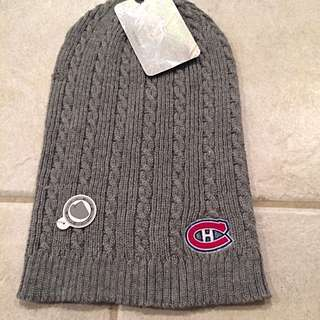 Authentic Montreal Canadiens Toque