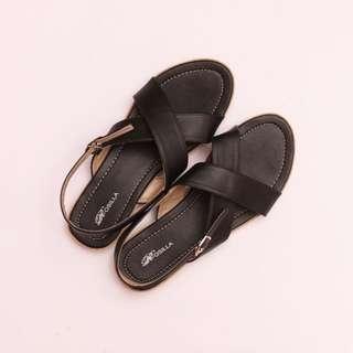 Cross Sandals
