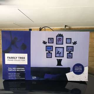 Family Tree Photo Frame Collection