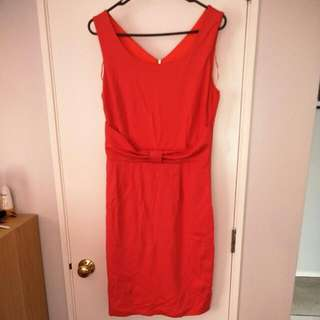 JACQUI.E size S Red Dress