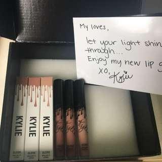 Kylie Jenner Glosses