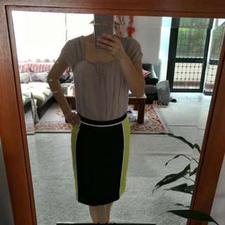 Max Pencil Skirt Size 8