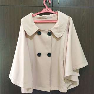 French Inspired Blush Top