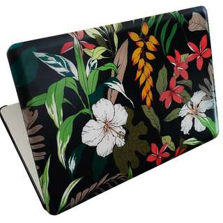 Tropical Macbook Case