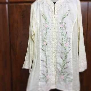 Ethnic Silk Kebaya