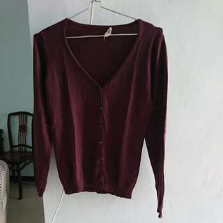 Cardigan Candies Brown 99% New