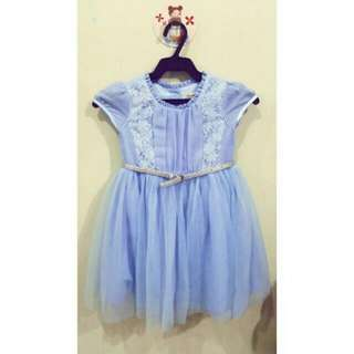 SALE!!!  Authentic Periwrinkle Dress For Kid Girl
