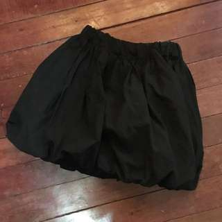 Preloved balloon skirt