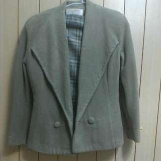 日本買的大衣料套裝