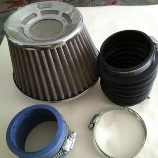 Stainless Mesh Air Filter