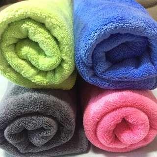 Bamboo Fiber Baby/ Face/ Gym Towel