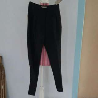 Brand new with tags Forcast black pants (size 4)