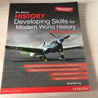 Pearson History Sbq And Seq Skills Book