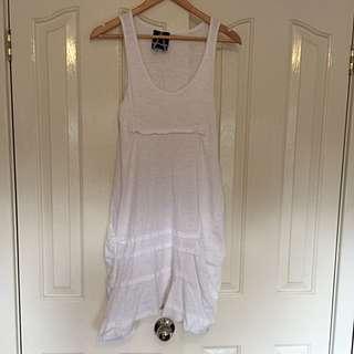 Arigato White Dress