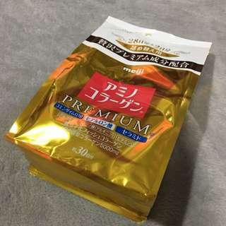 明治 Meiji 膠原蛋白粉 Premium 黃金尊爵版