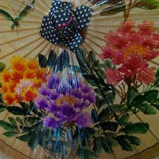 花開富貴 手繪高級 精品