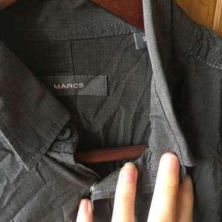 Marcs Sz Small Men's Shirt