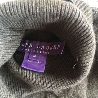 Ralph Lauren Cashmere Turtleneck