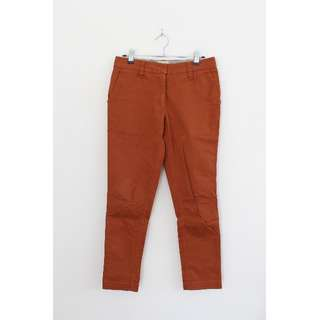 Weathered Tan Chinos.   Good condition. Slim fit.   Size XS.