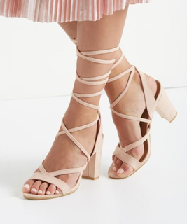 Rubi Lace up heels
