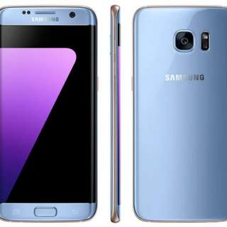 Samsung Galaxy S7 EDGE Coral Blue 32GB