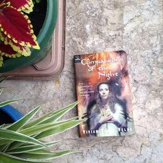 Vampire Fiction Book