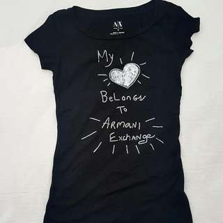 Armani Exchange Tshirt (sz Small)