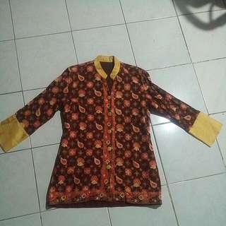 Batik Jambi Top