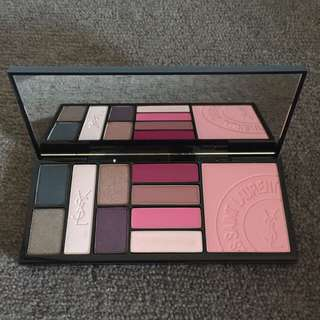 YSL Travel Palette- Devoted To YSL Parisienne Palette