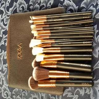 Zoeva Brush Set + Case