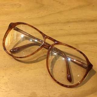 復古大框眼鏡~20年復古壓箱寶割愛