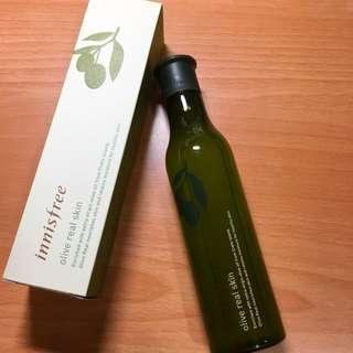 innisfree 有機橄欖化妝水