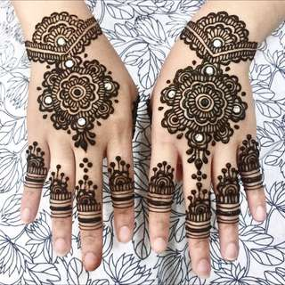 Henna / Mehendi / Inai