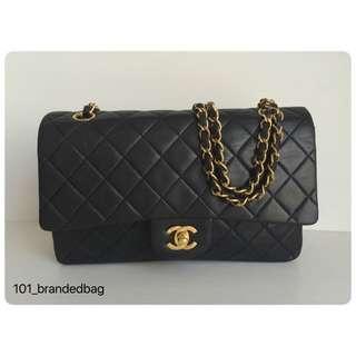 Chanel Lambskin 2.55 Medium Flap Bag