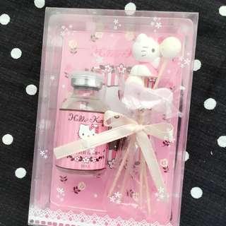✨全新免運✨ Hello Kitty造型薰香棒組合