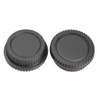 Canon Body and lens Rear Cap (600D, 7D, 60D, 70D, 7D, 5D Mark2 , Mark 3 )