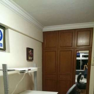 Fully Furnished Large Two Rooms