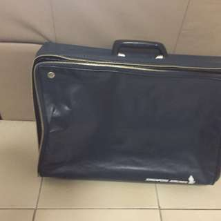 Old Singapore Airlines Collapsible Briefcase