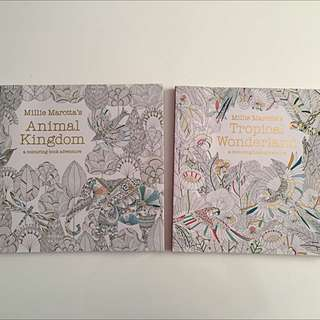 Brand New Colouring Books